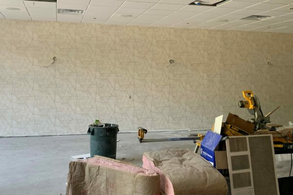 Construction Clothier Hall - Phase 2 - 7
